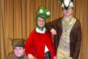 Toad, Ratty and co. take to Chippenham stage