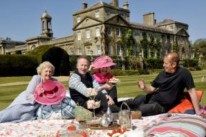 Toby Buckland's popular garden festival will return to Bowood House