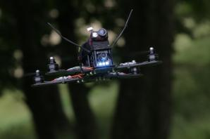 VIDEO: Wiltshire's first drone race is a flying success