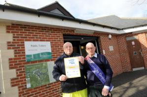 Town council to take over Devizes public loos
