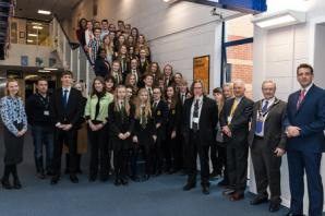 Abbeyfield School launches pupil peer mentor programme